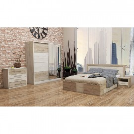 Bedroom Set MONTANA