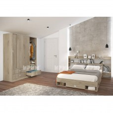 Bedroom Set CITY 7048 + 1027