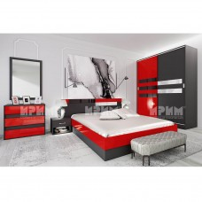 Bedroom Set CITY 7050