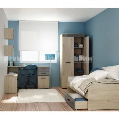 Сhildren's furniture CITY 5020 + Besta 76