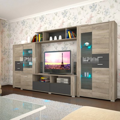 Entertainment unit CITY 6008