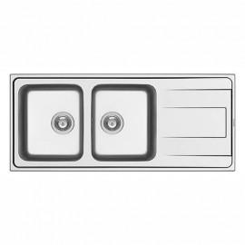Kitchen sink ALEA PLUS 116x50 2B