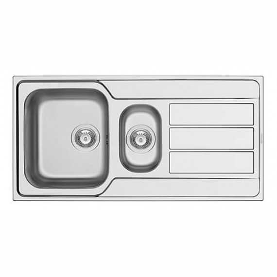 Kitchen sink ATHENA EXTRA 100x50 1 1/2B