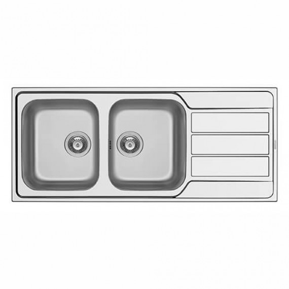 Kitchen sink ATHENA EXTRA 116x50 2B