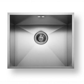 Kitchen sink TETRAGON 45x40
